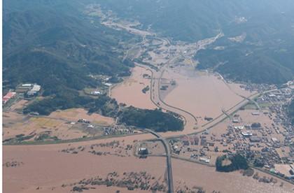 激甚化する豪雨災害から命と暮らしを守るために